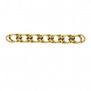 Corrente Ouro 11,5mm de Espessura com Elo de 18mm
