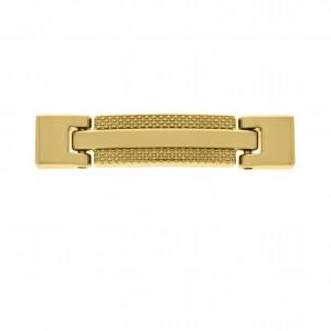 Bridão Articulado Ouro 61mm