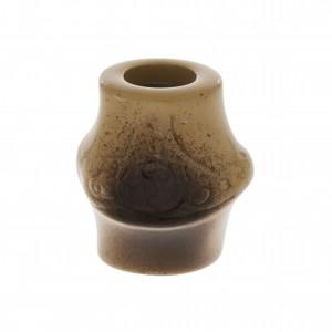 Berloque Bambu Ouro 12mm
