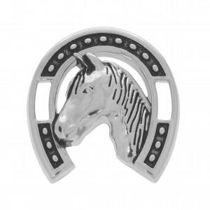 Passador Cavalo Níquel