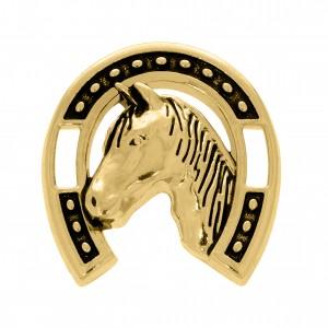 Passador Cavalo Ouro