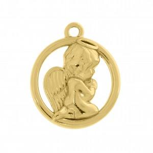 Pingente Ouro Anjo