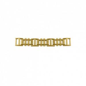 Bridão Articulado Corrente Ouro 103mm