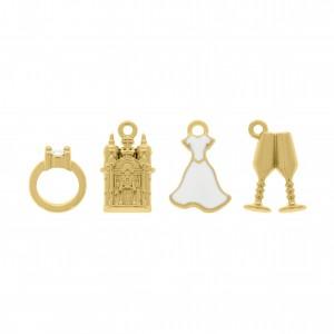 Conjunto Ouro Casamento