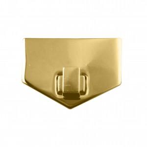 Fecho Ouro 29mm para bolsa