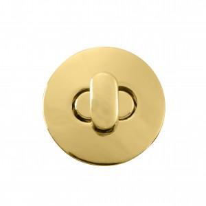 Fechamento para Bolsa Redondo Ouro 28mm