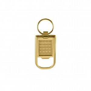 Chaveiro Abridor de Garrafa Ouro 83mm