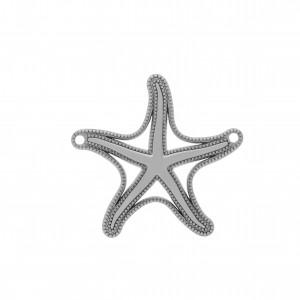 Pingente Níquel Estrela do Mar 45mm