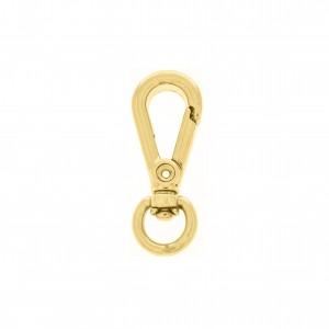 Mosquetão Ouro 28mm