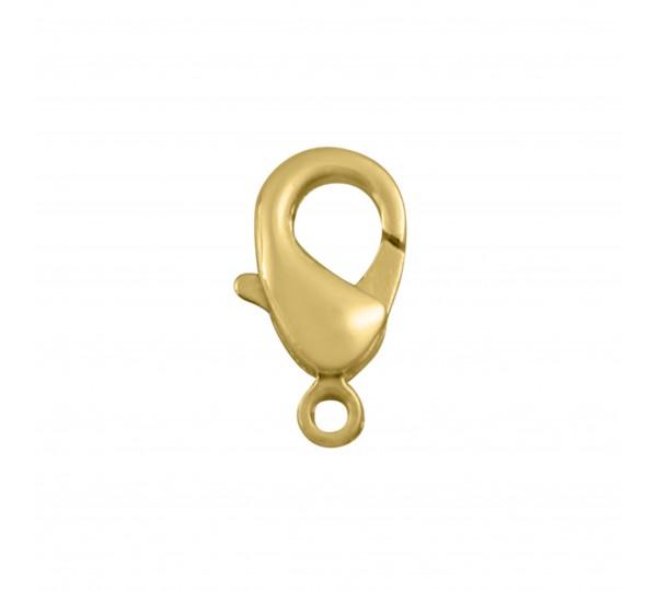 Mosquetão Ouro 12,70mm