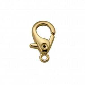 Mosquetão Ouro 19mm