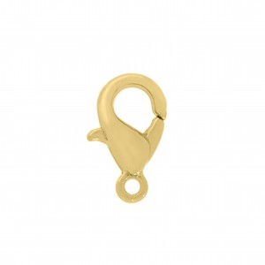 Mosquetão Ouro 10mm