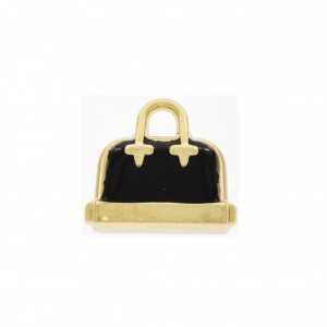 Pingente Ouro Bolsa 17mm
