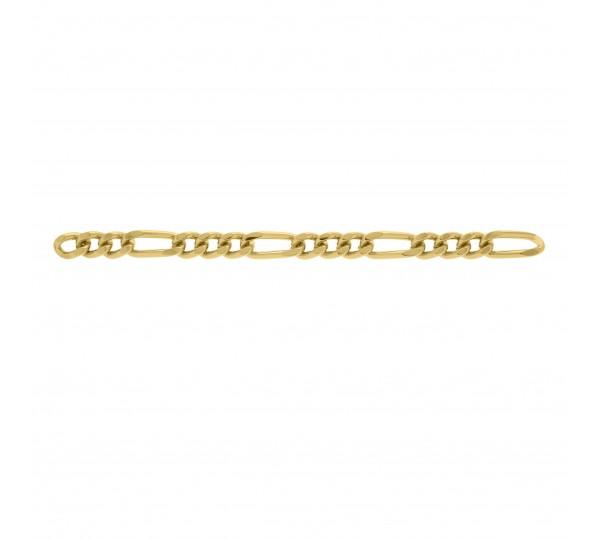 Corrente Ouro 0,7mm de Espessura com Elo maior de 17mm