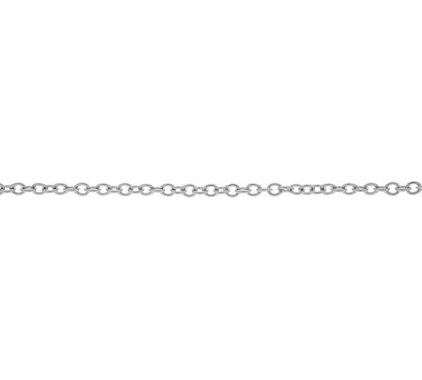 Corrente Níquel 1,70mm de Espessura com Elo de 2mm