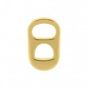 Pingente Munição Ouro 35mm