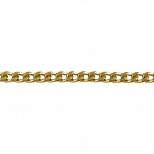 Corrente Ouro 1,20mm de Espessura com Elo de 5,80mm