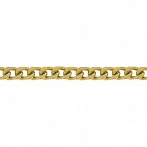 Corrente Ouro 1,50mm de Espessura com Elo de 7,80mm
