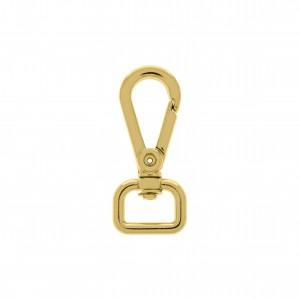 Mosquetão Ouro 40mm