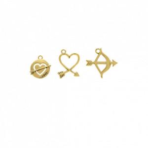 Conjunto Amor Ouro