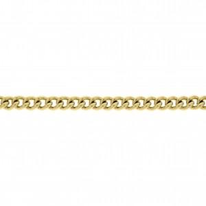 Corrente Ouro 3mm de Espessura com Elo de 14,70mm