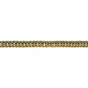 Corrente Ouro 1,5mm de Espessura com Elo de 11,30mm