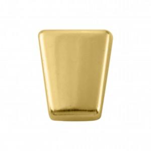Ponteira Ouro 9mm