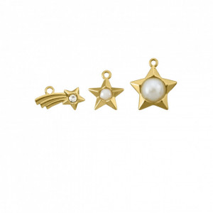 Conjunto Estrelas Ouro
