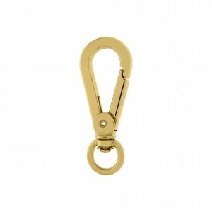 Mosquetão Ouro 46mm