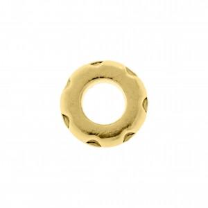 Entremeio Ouro 6mm