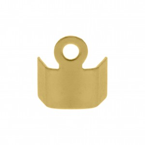 Terminal Ouro 5mm