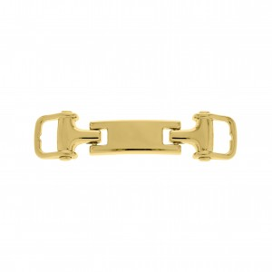 Bridão Liso Ouro 70mm