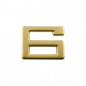 Regulador de Alça Ouro 12mm