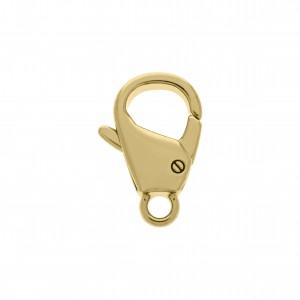 Mosquetão Ouro 20mm