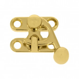 Fecho Torniquete Ouro 29mm