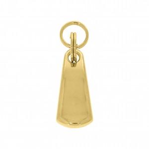 Puxador Ouro com Argola 20mm