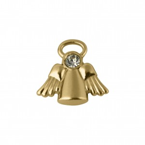 Pingente Ouro Anjo 16,5mm
