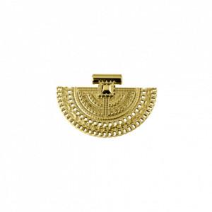 Base para Colar Ouro 71mm