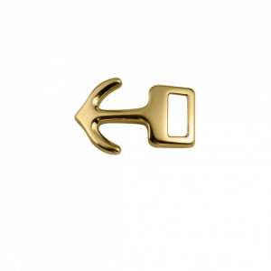 Fechamento Âncora Ouro 30mm