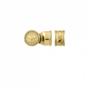 Fechamento Conjunto Leão Ouro 32mm