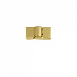 Fechamento Imã Retangular Ouro 27mm