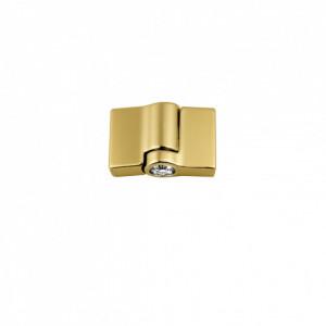 Fechamento Imã Retangular Ouro 26mm
