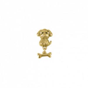 Passador Cachorrinho Ouro 24mm