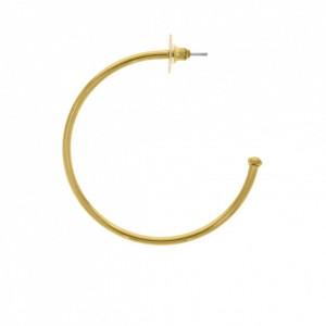 Base para Brinco Argola Ouro 55 mm
