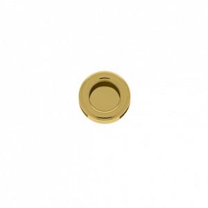 Passador Redondo Ouro 20mm