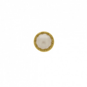 Passador Redondo Ouro 13mm
