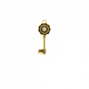 Pingente Ouro Chave 39mm