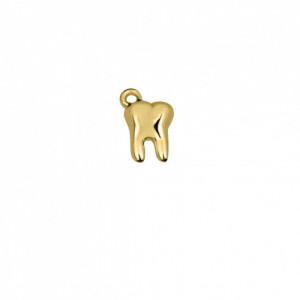 Pingente Ouro Dente 17mm