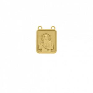 Pingente Ouro Escapulário 31mm
