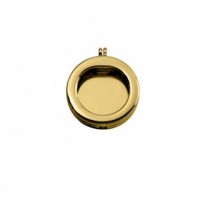 Pingente Relicário Ouro 36mm